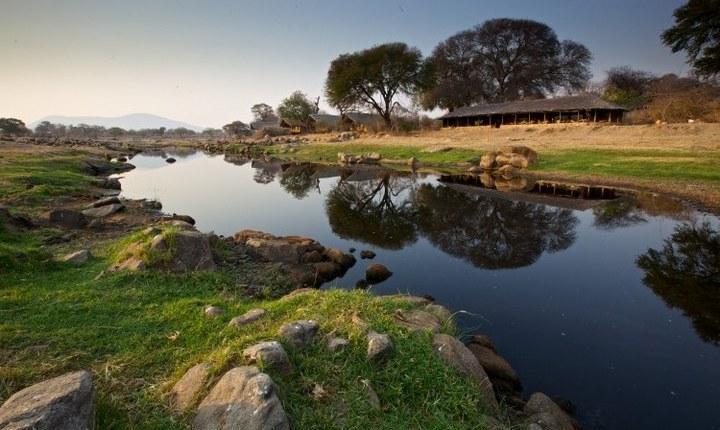 Река Руаха, фото