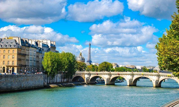 Река Сена, фото