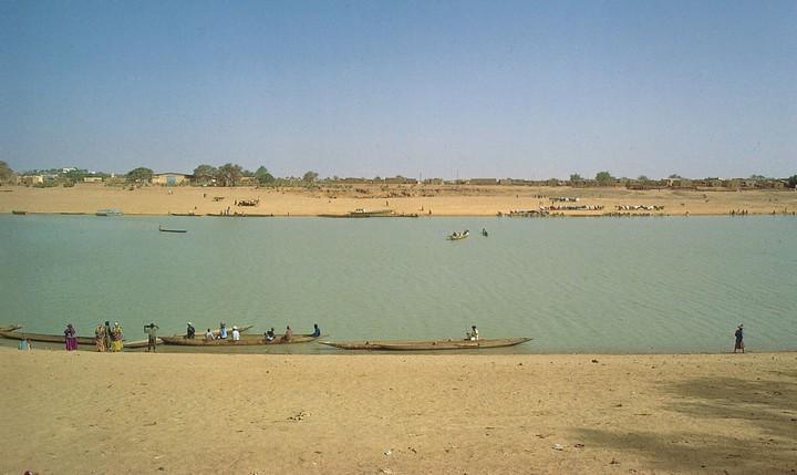 Река Сенегал, фото