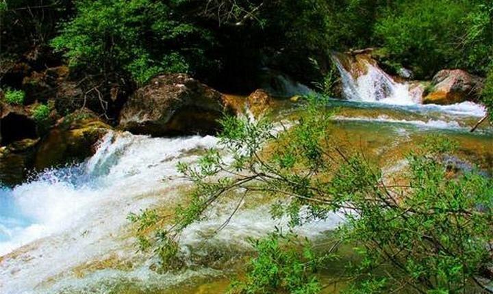 Река Судак, фото