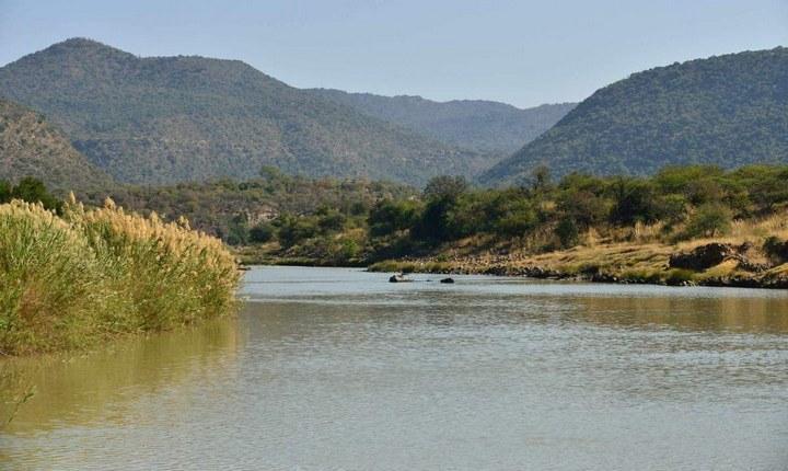 Река Тугела, фото