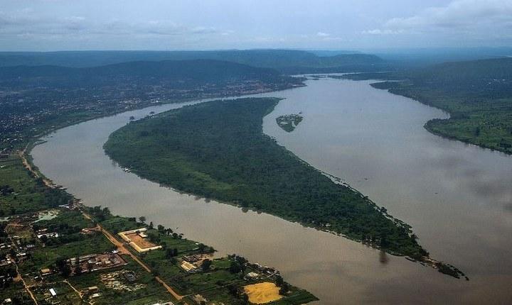 Река Убанги, фото