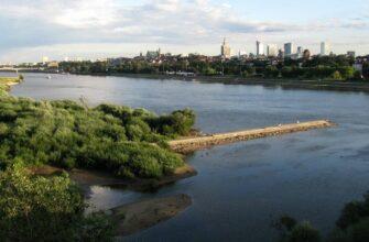 Река Висла, фото
