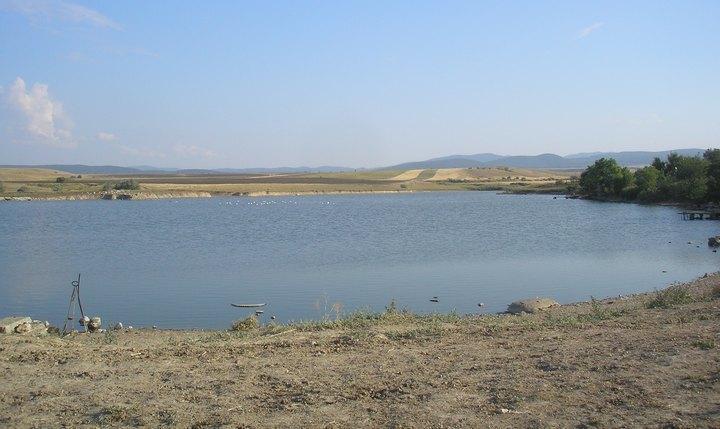 Река Восточный Булганак, фото