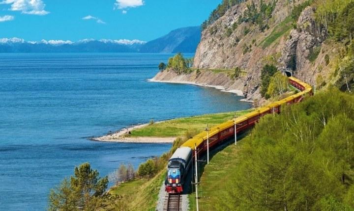 Байкальская железная дорога, фото