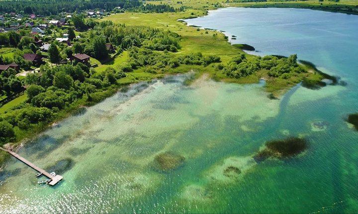 Донцо озеро, фото