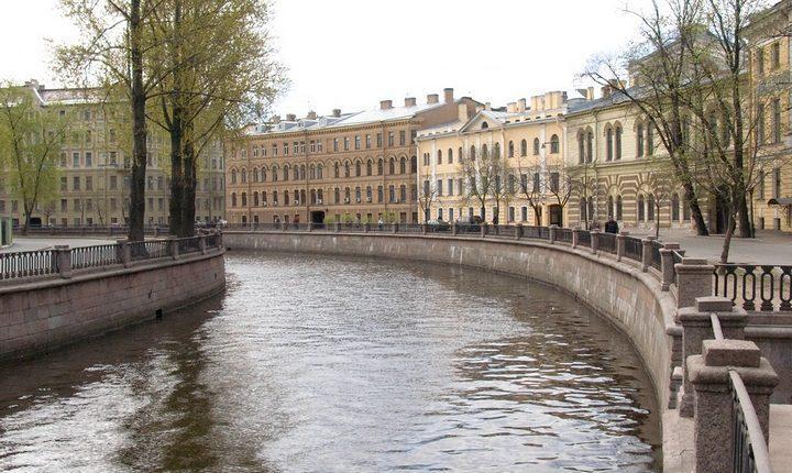 Канал Грибоедова, фото