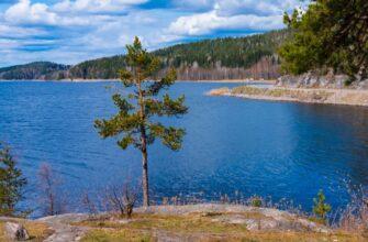 Ладожское озеро, фото