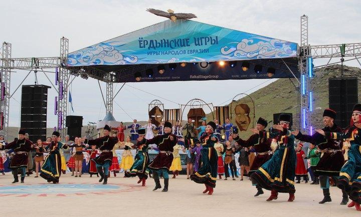 Международный этнокультурный фестиваль Ёрдынские игры, фото