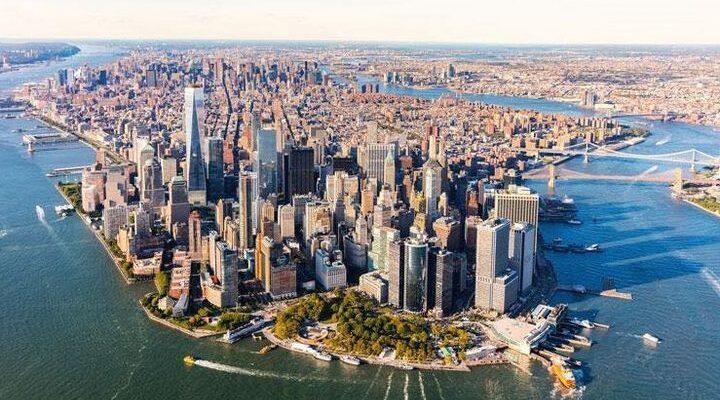Нью-Йорк тест по бетонным джунглям, фото