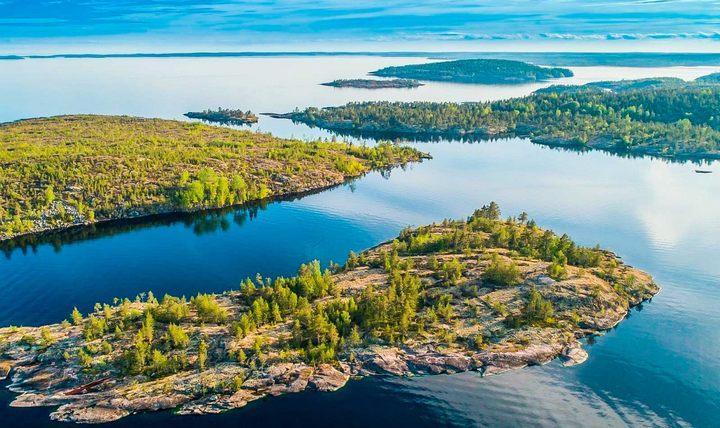 Онежское озеро, фото