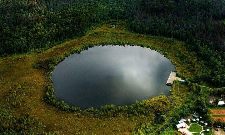 Озеро Бабошкино, фото