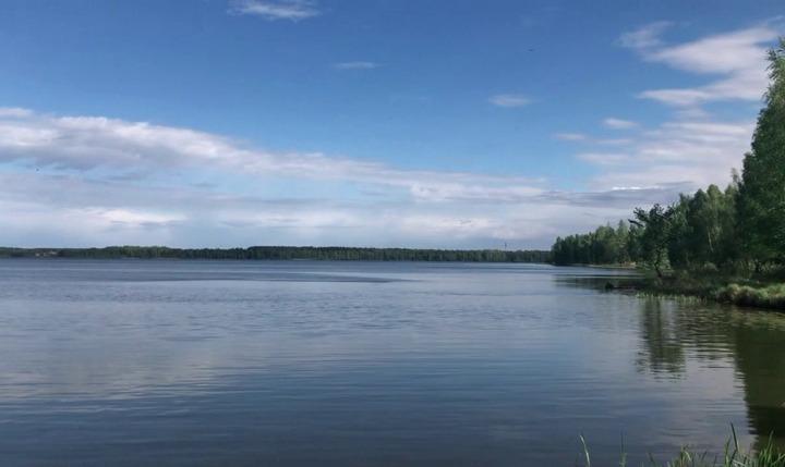 Озеро Белое, Шатурский район, Московская область, фото