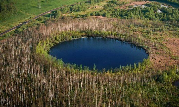Озеро Бездонное, фото