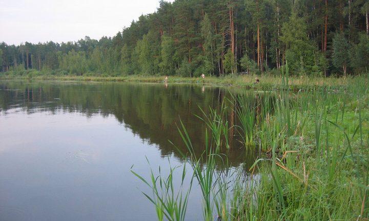 Озеро Черное, фото
