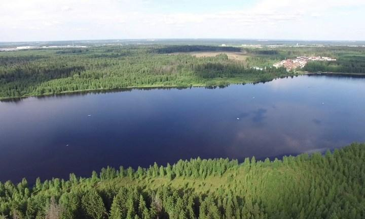 Озеро Долгое, фото