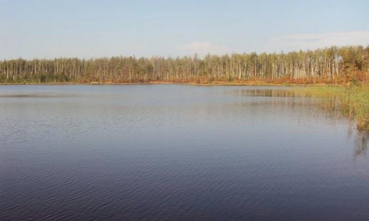 Озеро Горбатое, фото