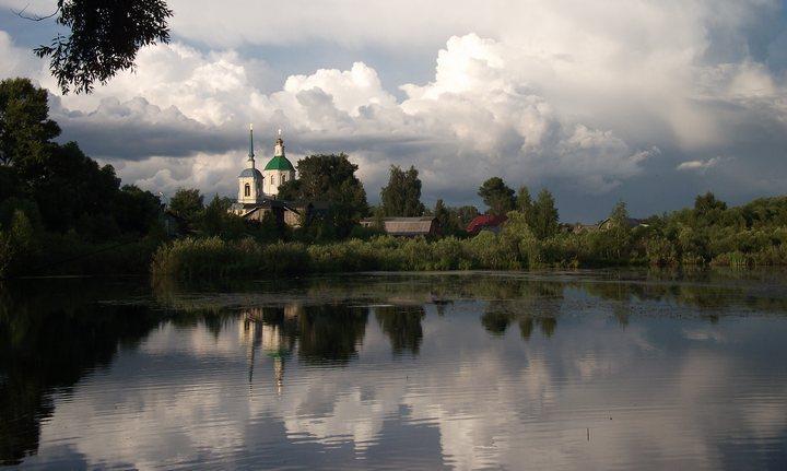Озеро Киево, фото