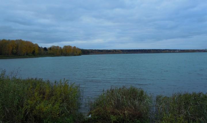 Озеро Круглое Дмитровском районе, фото