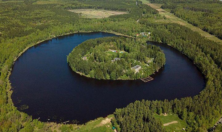Озеро Луково, фото