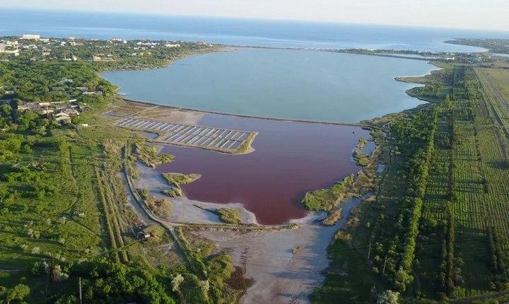 Озеро Мойнакское, фото