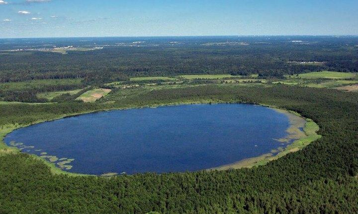 Озеро Нерское Дмитровского района, фото