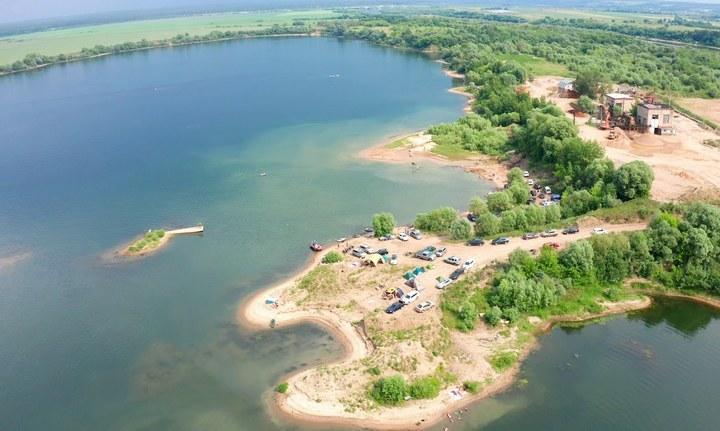 Озеро Павленское, фото