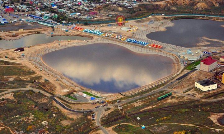 Озеро Развал, фото