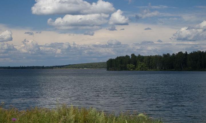 Озеро Сенеж, фото