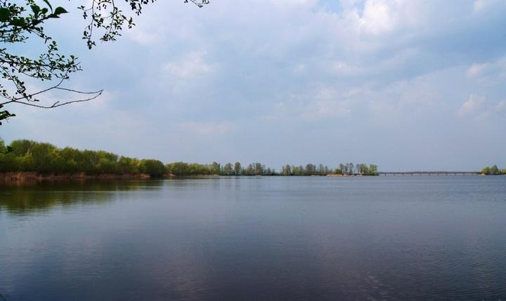 Озеро Святое, фото