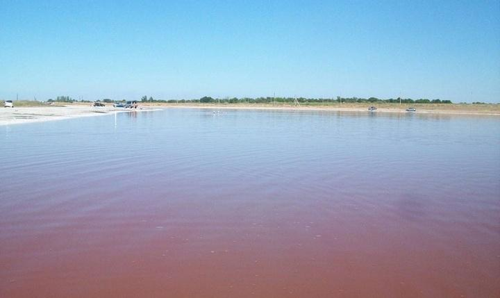 Озеро Тинаки, фото