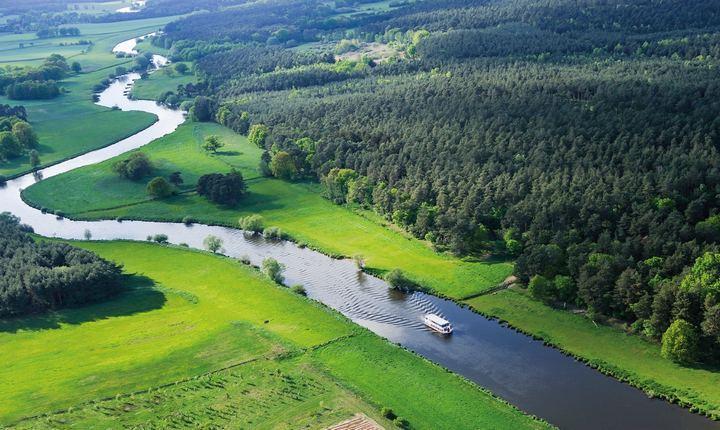Река Аллер, фото
