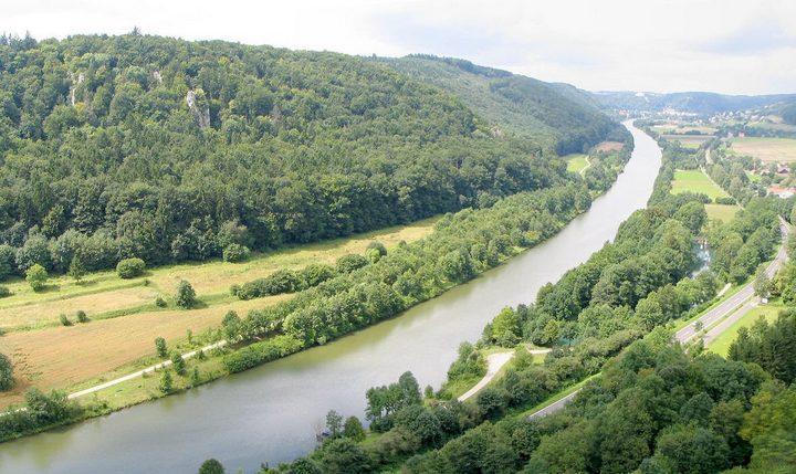 Река Альтмюль, фото