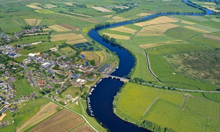 Река Айдер, фото