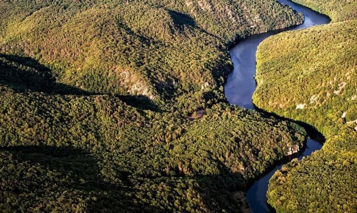 Река Дие, фото