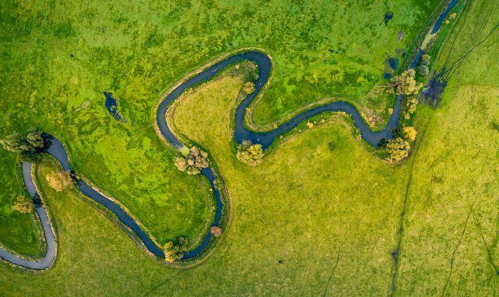 Река Эльде, фото
