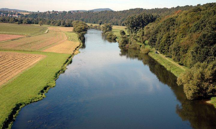 Река Фульда, фото