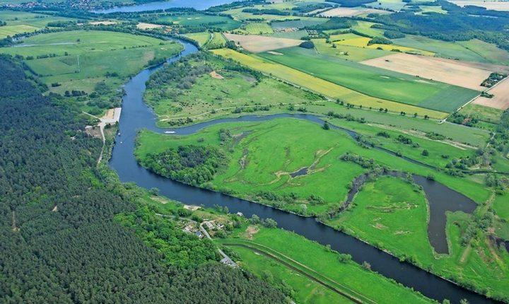 Река Хафель, фото
