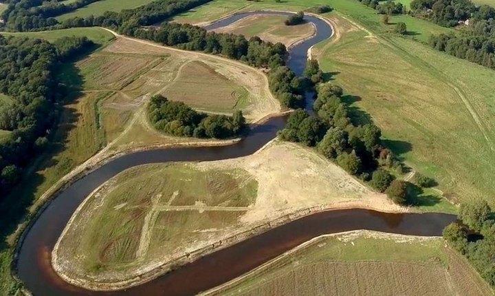 Река Хунте, фото