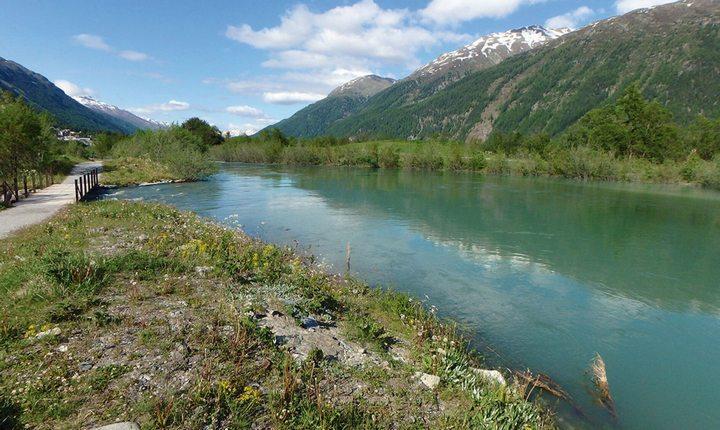 Река Инн, фото