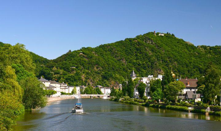 Река Лан, фото