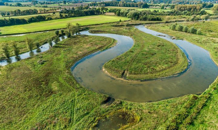 Река Липпе, фото