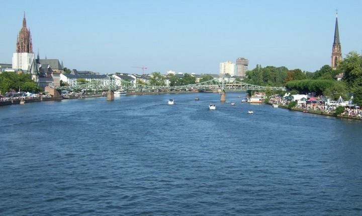 Река Майн, фото