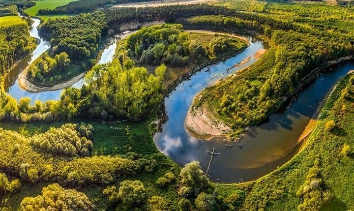 Река Морава, фото
