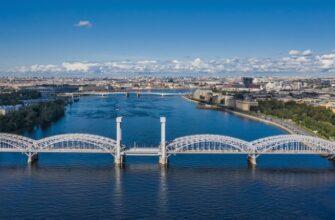 Река Нева, фото