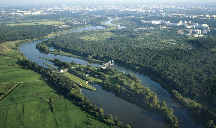 Река Одра, фото
