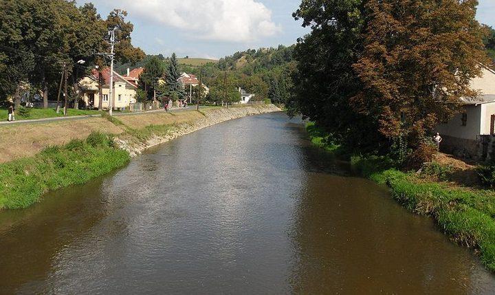 Река Ослава, фото