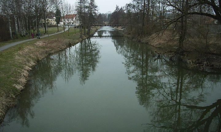 Река Радбуза, фото