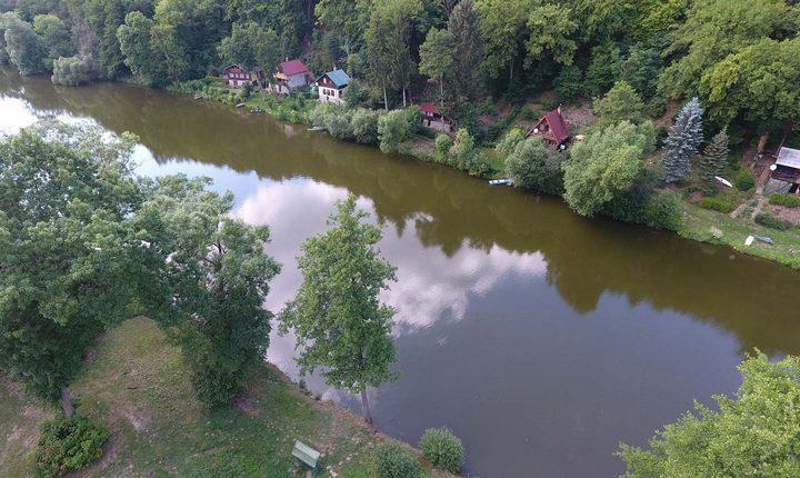 Река Сазава, фото