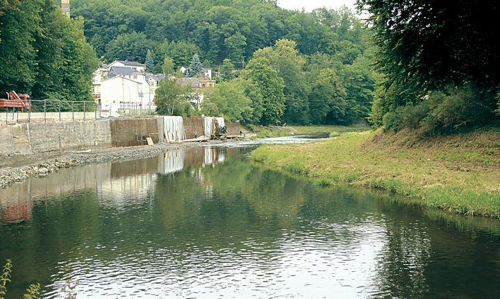Река Вайсе-Эльстер, фото